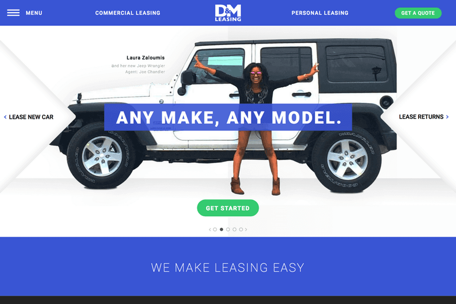 Dm Auto Leasing >> Display Advertising Display Advertising Examples Lift